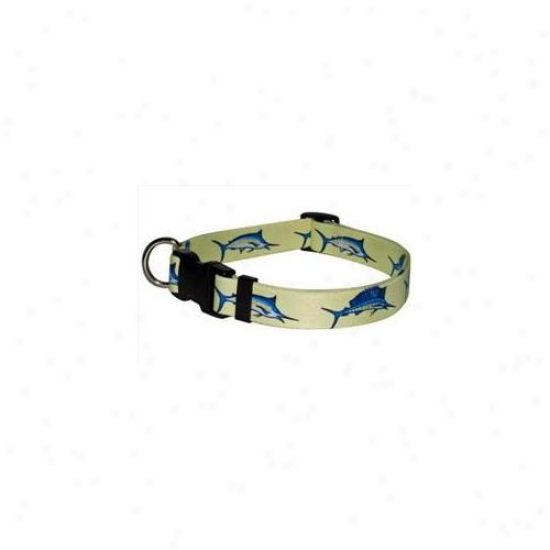 Yellow Dog Design Blf101s Bill Fish Standard Collar - Small