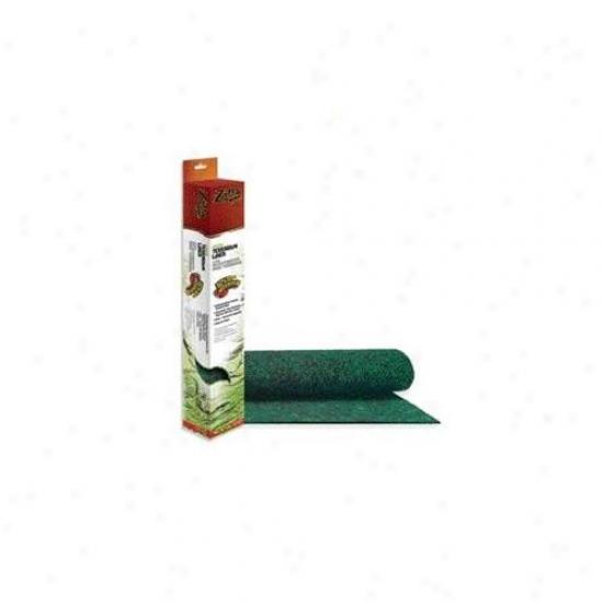 Zilla - Terrarium Liner- Green 40-50 Gallon - 100011758