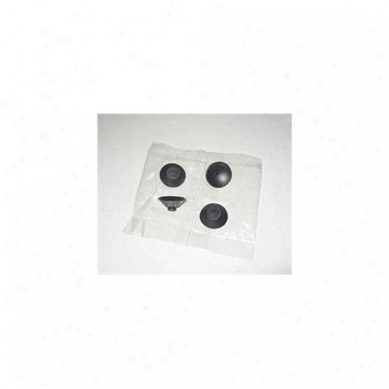 Zo0 Med Laboratories Azmpps0 5Replacsment Suction Cups 4 Pack