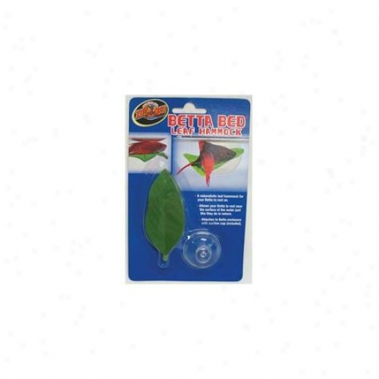 Zoo Med Laboratories - Betta Bed Leaf Hammock - Bl-20