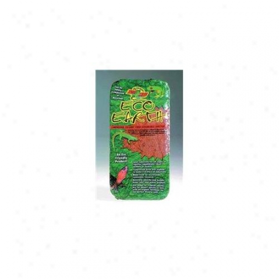 Zoo Med Laboratories - Eco Earth Brick - Ee-10