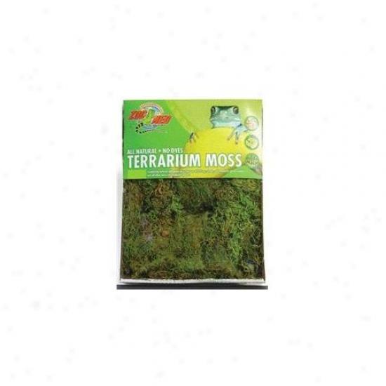 Zoo Med Laboratories - Terrarium Moss 30-40 Gallon - Cf2-x