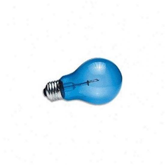 Zlo Med Labs 850-37060 Zoo Med Daylight Blue Reptile Bulb 60 Watt