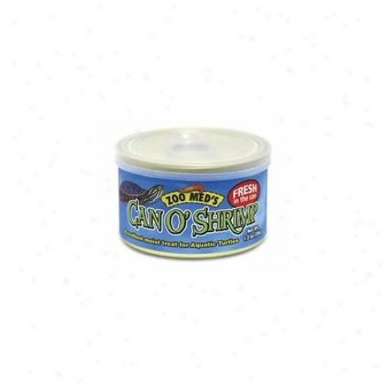 Zoo Med Labs 850-40045 Zoo Med Be able to O Shrimp 1. 2oz