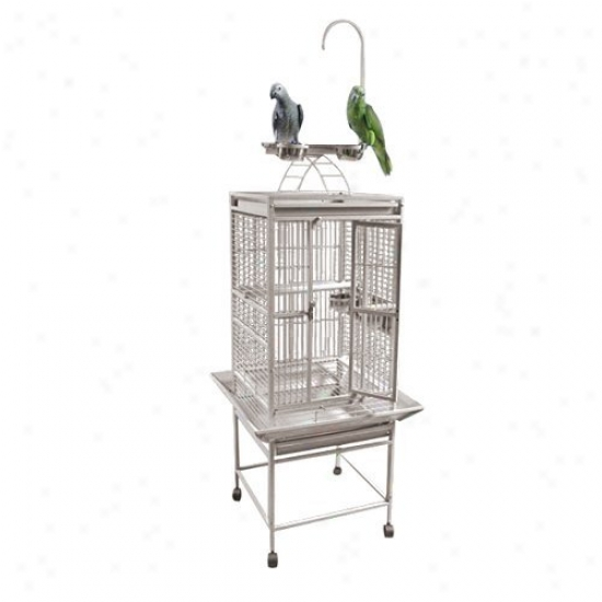 A&e Cage Co. Datil Playtop Bird Cage