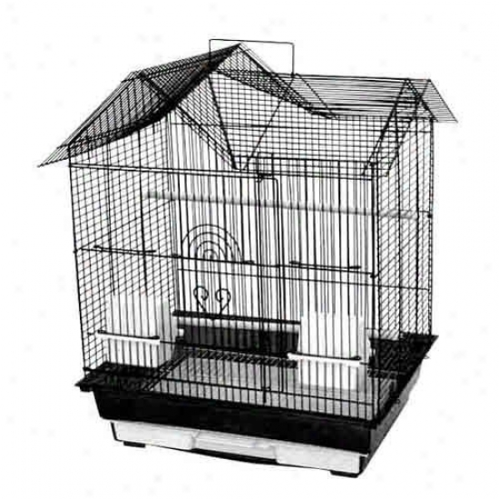 A&e Cage Co. House Top Bird Cage