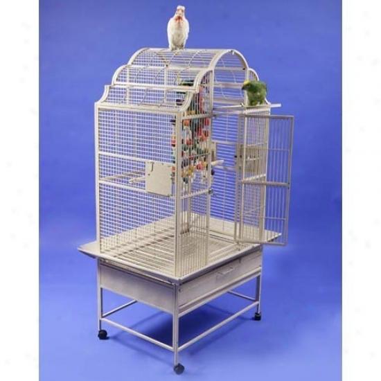 A&e Cage Co. Medium Victorian Top Bird Cage 3223