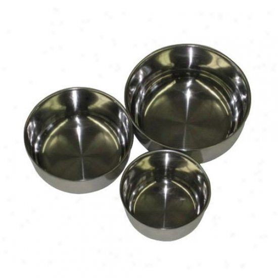 A&e Cage Co. Stainless Steel Bowls