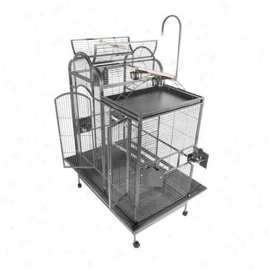 A&e Cage Co. Stainless Steel Split Even Cage