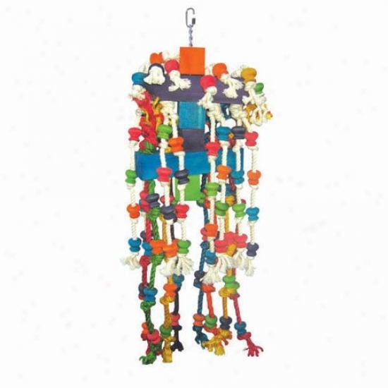A&e Cage Co. The Giant Squid Bird Toy