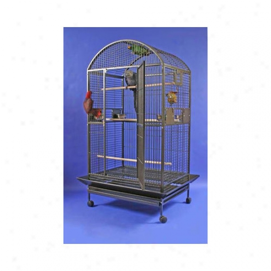A&e Cage Co. Enormous Dome Top Bird Cage