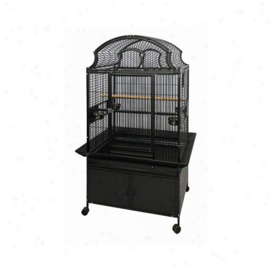 A&e Cage Co. Large Fan Top Fowl Cage