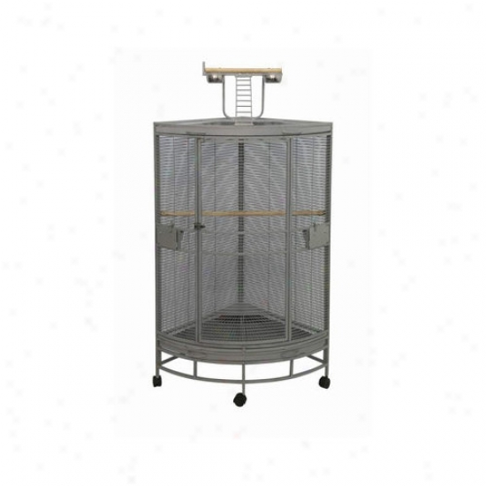 A&e Cage Co. Small Corner Fowl Cage