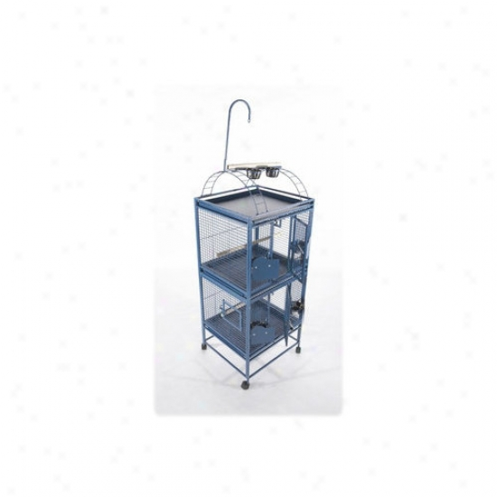 A&e Cage Co. Small Double Stack Bird Cage
