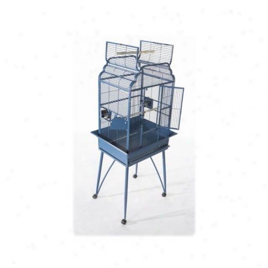 A&e Cage Co. Small Victorian Dome Top Fowl Cage