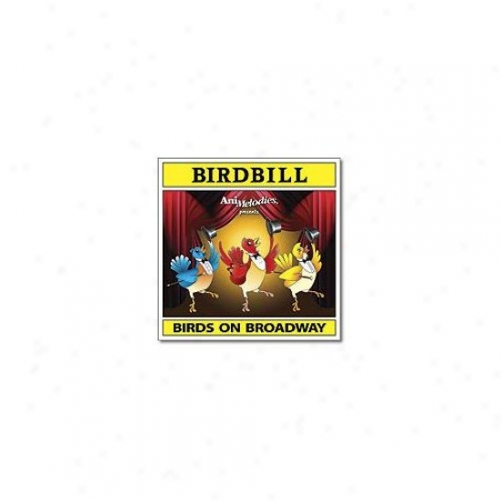 Animelodies Birds On Broadway Cd