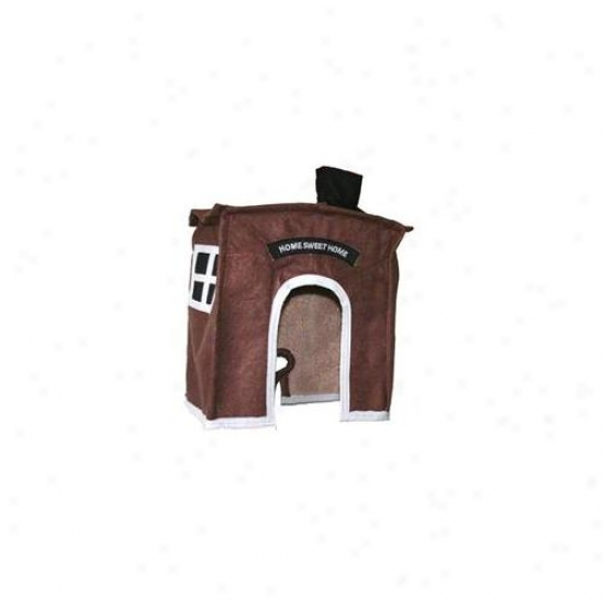 Avian Haven Hut Ahhbrownxl Extra Large, Brown