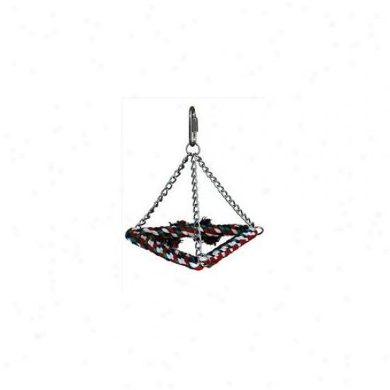 Caitec 264 Small 6 Inch Cotton Triangle Swing