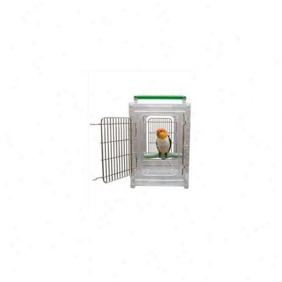 Caitec 50002 Perch And Go Polycarbonate Bird Carrier