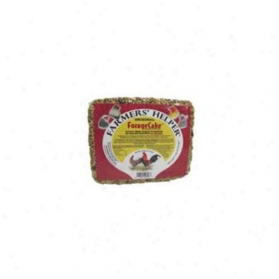 C&s Products Original Forage Cake For Chickens