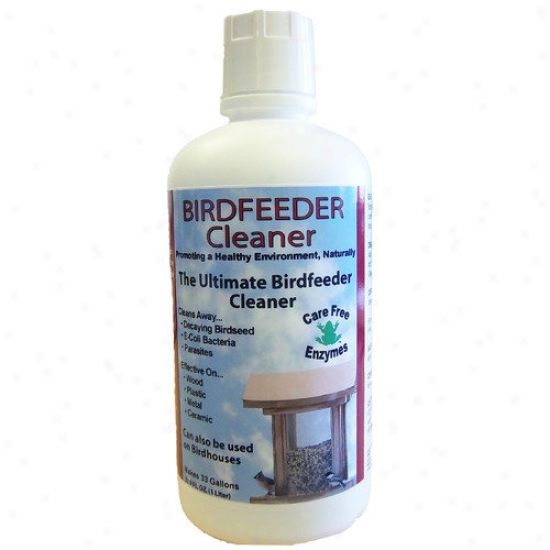 Care Free Enzymes Birdfeeder Cleaner