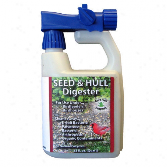 Care Free Enzymes Seed And Hull Digester Protector