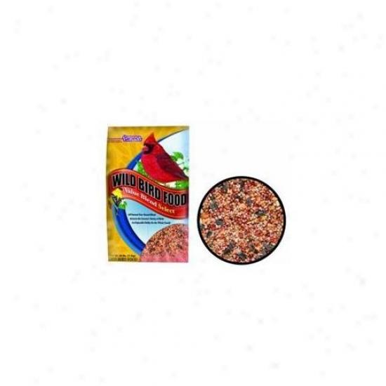 F. M.  Bdowns Wildbird Value Blend Choose Bird Food 20 Pounds - 41003