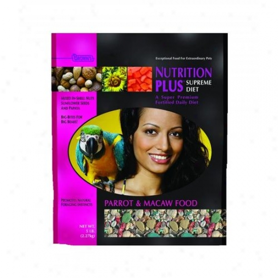 Fm Browns 44546 Nutrition Plus Supreme Food