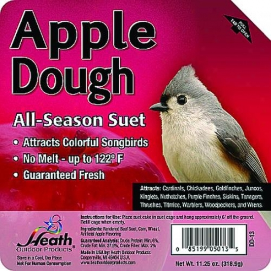 Heath Dd-13 Apple Dough Suet Cake