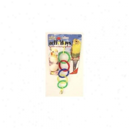 J W Pet Company Olympic Rings - 31035