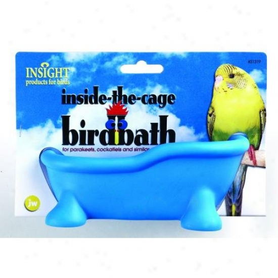Jw 31319 Insight Inside-the-cage Birdbath