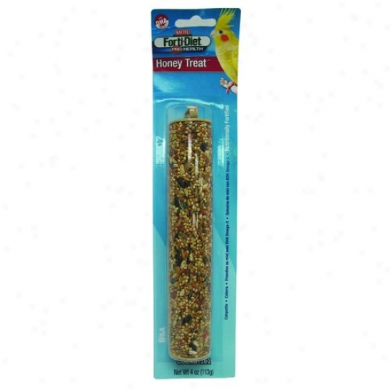 Kaytee 100502947 Forti-diet Health Honey Treat Stick