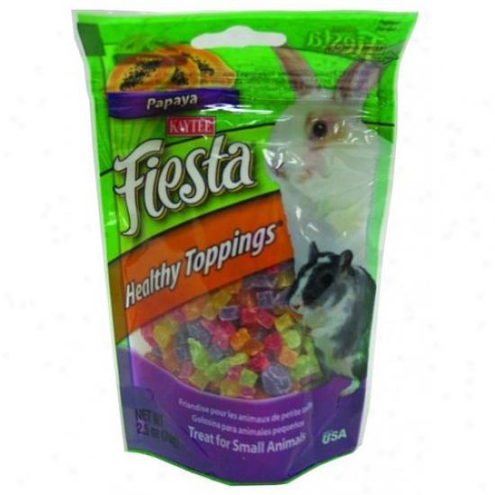 Kaytee 100503009 Fiesta Healthy Topping