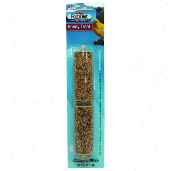 Kaytee 100503024 Fd Pro Health Honey Treat Stck