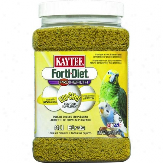 Kaytee 100504357 Forti-diet Pro Health Egg-cite Supplement