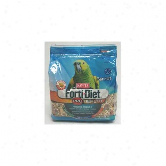 Kaytee Products Inc - Forti-diet Pro Health Safflower Blend- Parrot 5 Pound - 100502113