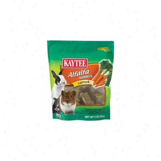 Kaytee Products Inc - Nibbler- Carrot 4 Ounce - 100032801