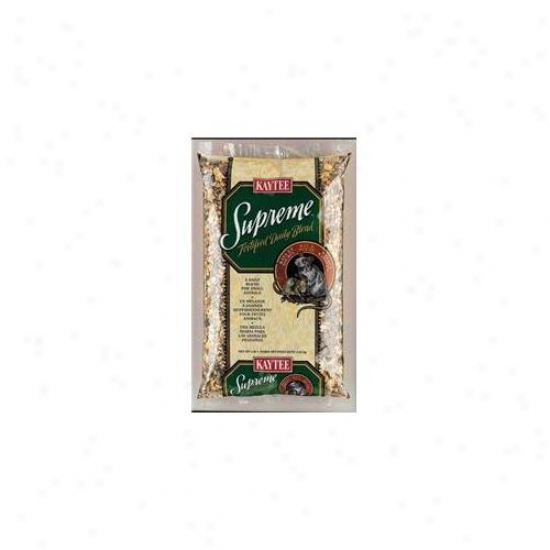 Kaytee Products Inc - Supreme Mouse-rat Daily Blend 4 Poundd - 100034076