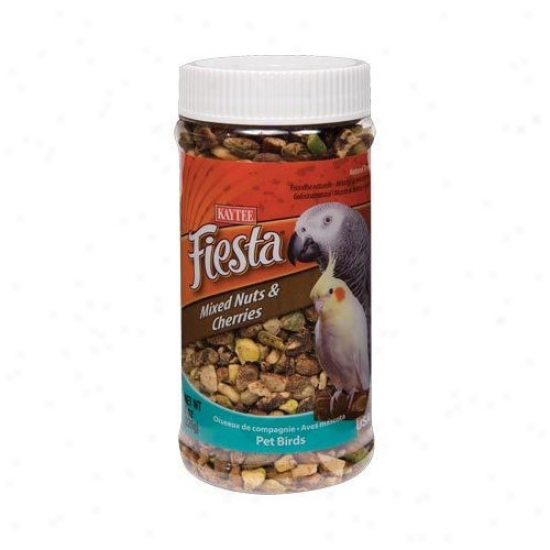 Kaytee Products Wild Bird Fiesta Treat Shake