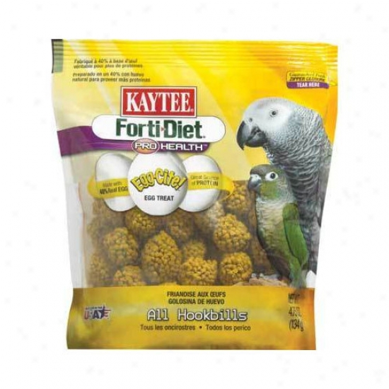 Kaytee Products Wild Bird Forti-diet Pro Health Egg-cite Treat
