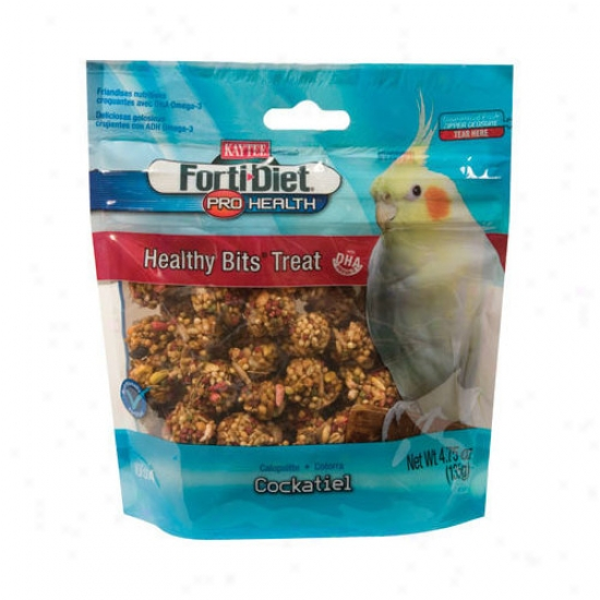 Kaytee Products Wild Bird Forti-diet Pro Health Healthy Bits Treat