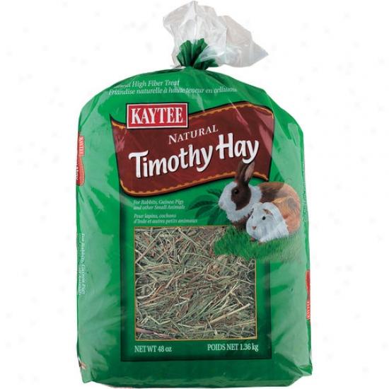 Kaytee Timothy Hay, 48 Oz