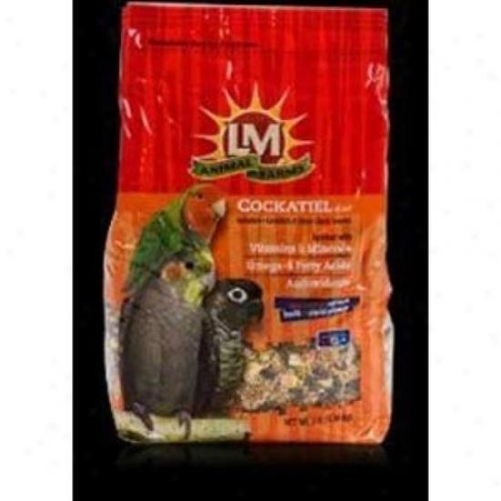 L M Animal Farms 12213 Lm Animal Farms Cockatiel Diet