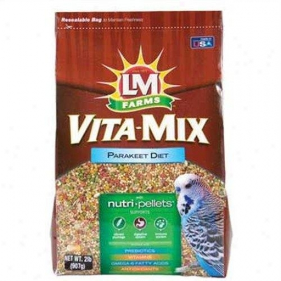 L M Animal Farms 12682 Vita-mix Diet