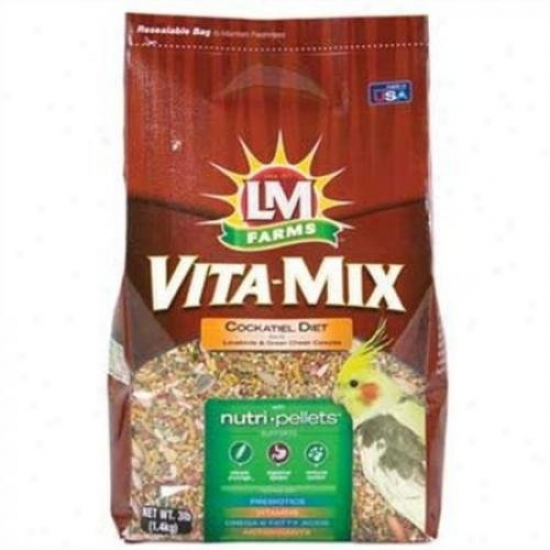 L M Animal Farms 12683 Vita-mix Diet