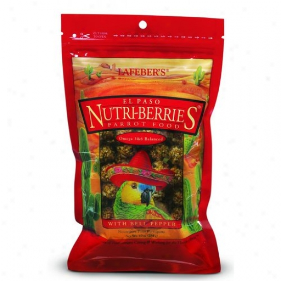 Lafeber Company 82150 El Paso Nutei-berries