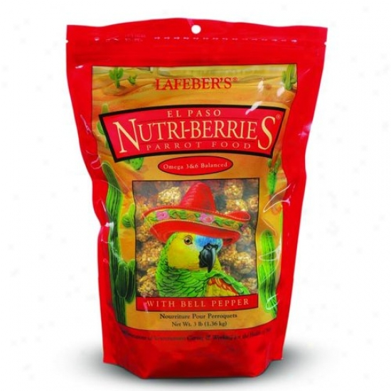 Lafeber Com;any 82152 El Paso Nutri-berries