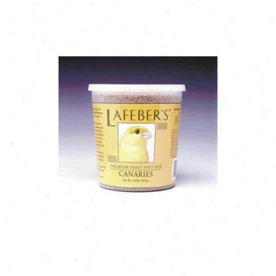 Lqfeberacres Canary Pellets