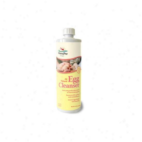 Manna Pro-farm Poultry Egg Cleanser - Oz.