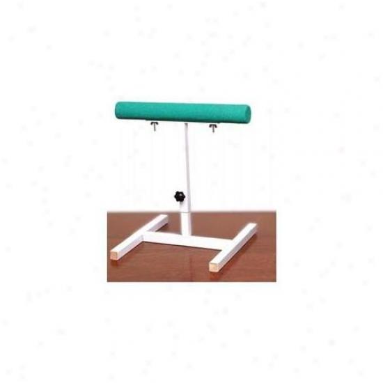 Parrotopiz Adjs Sandy Tabletop Adj.  Stand 12 Inch Small. - Adjusts 11-16 Inch